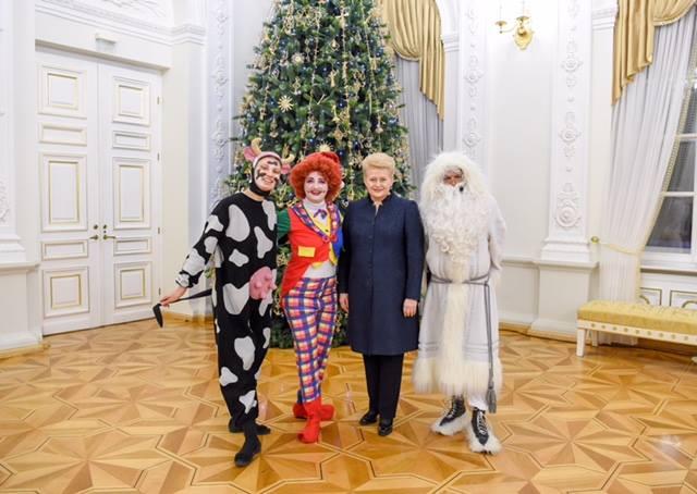 svente su grybauskaite